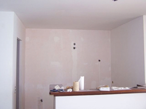 Transformation de 2 appartements en 1